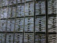 ساخت باکس پالت فلزی سردخانه زیر صفر