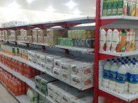 تولید و فروش قفسه فروشگاهی فلزی مغازه