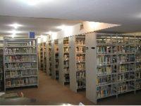 فروش ارزان قفسه بندی فلزی مرغوب ویژه کتاب