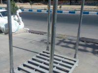 ساخت باکس پالت فلزی محکم ارزان قیمت