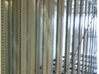 فروش کمد متحرک بایگانی ریلی و قفسه فلزی
