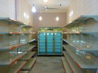 خرید قفسه بندی فروشگاهی فلزی مغازه ارزان