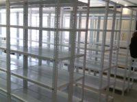 قیمت قفسه بندی فلزی انبار مشبک