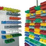 سیستم جعبه ای قفسه بندی فلزی