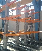 قفسه بندی سنگین بازویی کانتی لور صنعتی