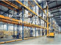قفسه بندی انبار راک پالت صنعتی