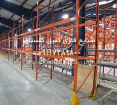 قفسه فلزی راک صنعتی